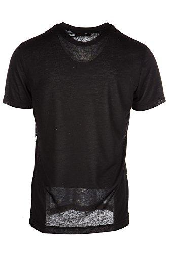 Versace Jeans Herren T-Shirt Kurzarm Kurzarmshirt runder Kragen jersey regular e