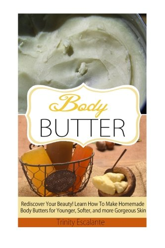 Body Butter Rediscover Homemade Beginners product image