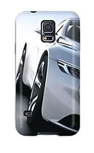 Fashionable Style Case Cover Skin For Galaxy S5- 2010 Peugeot Sr1 Concept Car 4