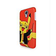 Harry Pikachu Potter Pokemon Plastic Snap-On Case Cover Shell For Samsung Galaxy S4