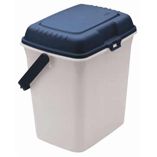 - Rubbermaid Fg696204roybl All Purpose Canister, 2.25 Gallon