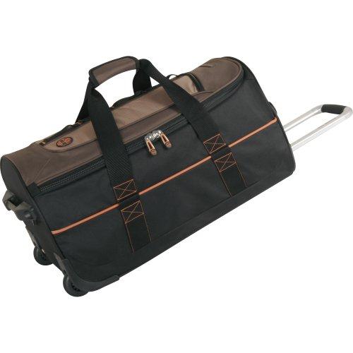 Timberland Wheeled Duffle Luggage Cocoa