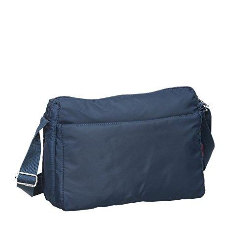Hedgren Inner City borsa da spiaggia, 29 cm, Vestito blu