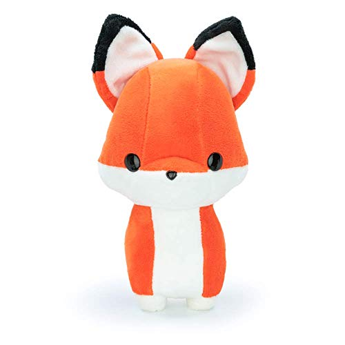 Bellzi Orange Fox Cute Stuffed Animal Plush Toy – Adorable Soft Fox Toy Plushies and Gifts – Perfect Present for Kids…