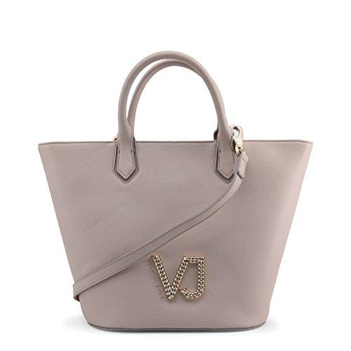 Versace Women Designer Jeans Brown Handbag Genuine annUqgT5z