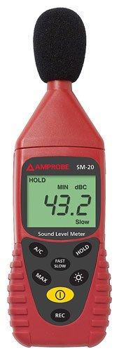 20 Sound Level Meter (Amprobe SM-20-A Sound Meter)