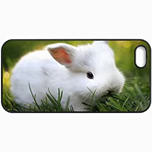 Customized Cellphone Case Back Cover For iPhone 5 5S, Protective Hardshell Case Personalized Cute Design Design Black