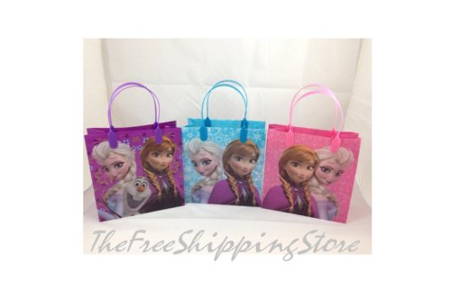 Brand New Frozen Goodies Bags 24 Pieces -