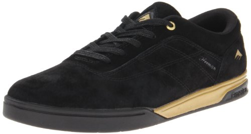 Emerica 6102000078, Sneakers uomo Black/Glod