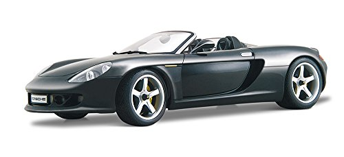 Maisto 1:18 Scale Porsche Carrera GT Diecast Vehicle (Colors May - Premiere Gt Porsche Carrera Edition