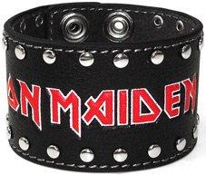 iron maiden armband