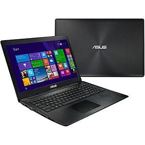 ASUS ノートブック X553MA-SX863H ( 15.6inch 2GB Celeron N2840 2.16GHz Windows 10へのアップグレードに対応)