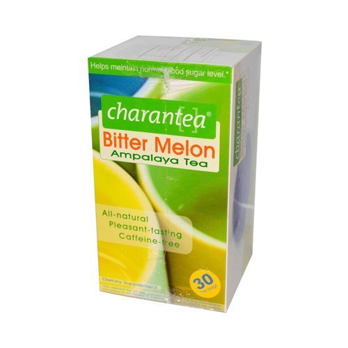 Charantea Tea Ampalaya - Charantea Ampalaya Tea - Bitter Melon - 30 Tea Bags pack of - 1 by Charantea