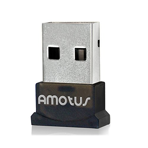 USB Mini Smart Bluetooth V4.0 Wireless Dongle Adapter for Laptop PC - 4