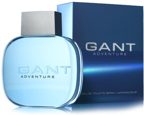Gant adventure by gant usa for men edt spray 17 oz