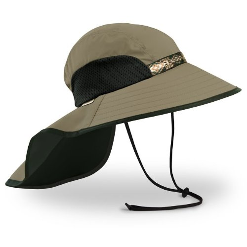 Sunday Afternoons Adventure Hat, Large, Sand/Black