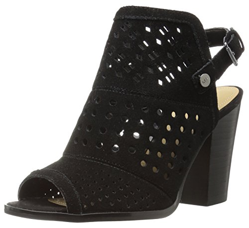 Marc Fisher Women's Casha Dress Sandal, Taupe Black