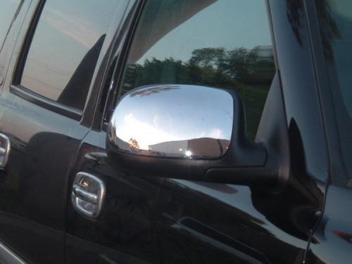TFP 501 Chrome Mirror Insert Accent (Mirror Insert Accents)