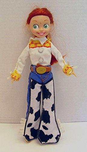 Disney Pixar Toy Story 2 Woody's Roundup Jessie Doll 10 Inches Tall (Jessie Pixar)