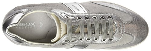 Gris Lt Sneakers Basses Femme Grey A Gris Myria Geox 0xwnaYq6t