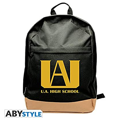 Amazon.com: AbyStyle Abysse Corp_ABYBAG270 Hero Academia ...