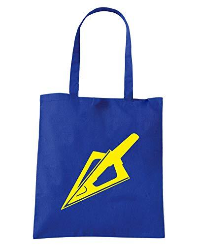 Blu Shopper ARROW TIP Royal FUN0645 Borsa 6ExAq1nw1