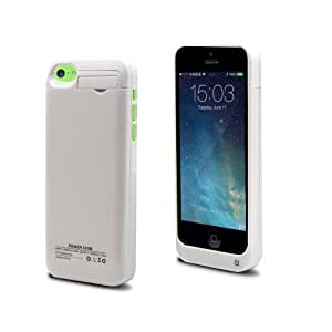 iphone 5c battery case iphone 5 5c 5s charging muze 174 2200mah spare portable 14634