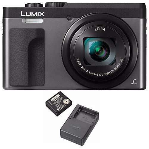 (Panasonic DC-ZS70S Lumix 20.3 MP, 4K Digital Camera, Touch 3