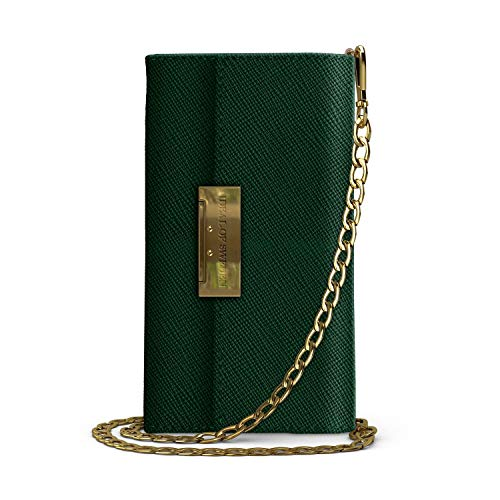 iDeal Of Sweden Kensington Handytaschen Crossbody Clutch für iPhone 11 Pro Max (Green)