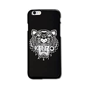 Tomhousomick Custom Women's Fashion KENZO Tiger Eyes Design Case for iPhone 6 4.7 inch