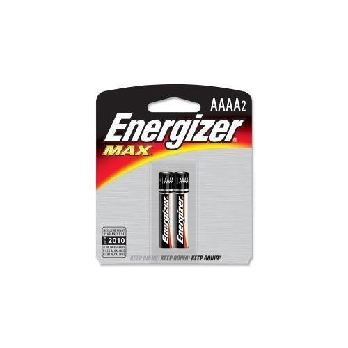 (Energizer E96BP-2 AAAA Alkaline Cell Battery - 595 mAh - AAAA - Alkaline - 1.5 V DC)