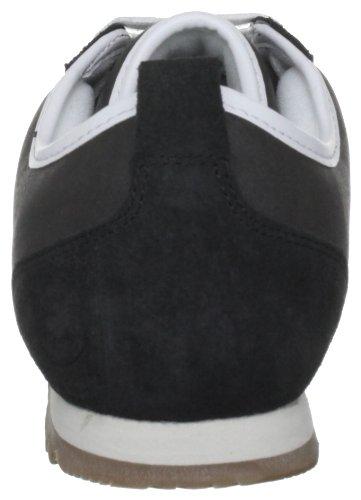 JACK & JONES JJ JUMPER JI 12059721 - Zapatillas fashion de cuero para hombre Negro