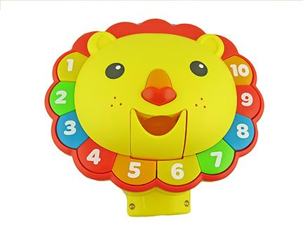 Fisher-Price 3-in-1 Sit, Stride & Ride Lion - Replacement Lion ()