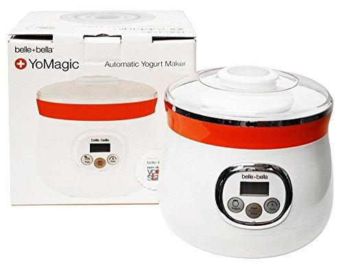 Belle + Bella SNJ-530belle+bella YoMagic Automatic Yogurt Maker