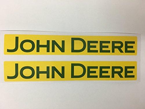 john deere bumper stickers - 3