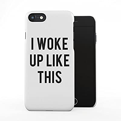 Leaking White Cool Kids Cant Die Funny Swag Quote Plastic Phone Snap On Back Cover Shell For iPhone 7 & iPhone 8