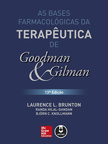 Bases Farmacológicas Terapêutica Goodman Gilman ebook