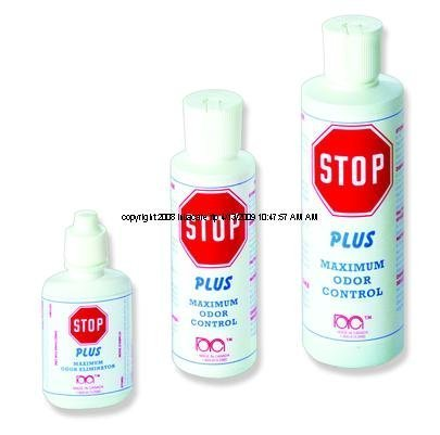 Montreal Ostomy NMCMOSMOCSTOP8-CS Stop Odor Plus Case of 12 Montreal Ostomy MOSMOCSTOP8 (Case)