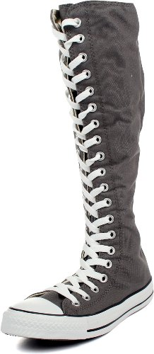 Converse Chuck Taylor All Star XX Hi Black Zipper