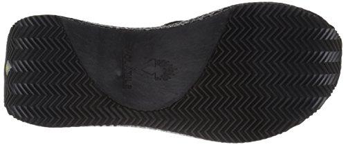 Schwarz Volatile Digs Wedge Sandal Women's xnRBRqvz