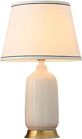 Lampe de table Simple américaine Salon Coin Côté Chambre