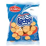 Guarina Galletas Dulces Ideal con Leche/Sweet Crackers 8oz 4 Pack