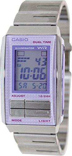 Casio LA201W 6A Womens Futurist Chronograph product image