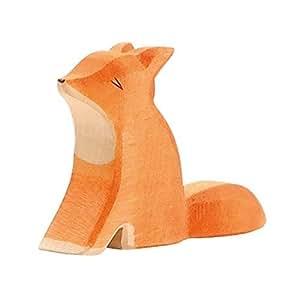 Ostheimer Fox Sitting Small
