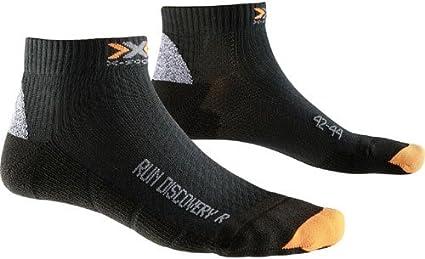 X-Bionic Run Discovery Calzini da Corsa Unisex Adulto