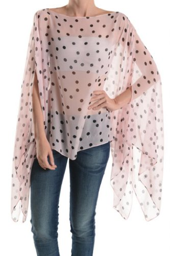 Womens Juniors Fashion Caftan Polkadot product image