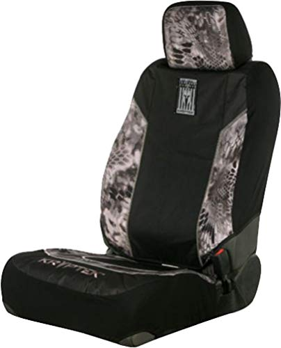 Kryptek Camo Seat Cover | Low Back | Raid | Single Hunting & Shooting Equipment, Kryptek Raid, Single