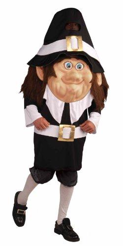 Forum Novelties Men's Parade Pleaser Mascot Pilgrim Costume,