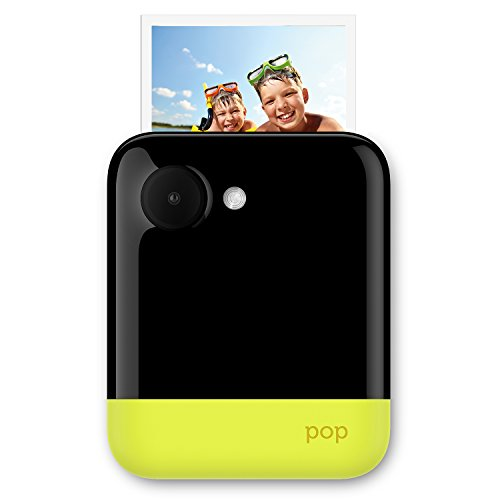 Polaroid - POP 20.0-Megapixel Digital Camera - Yellow