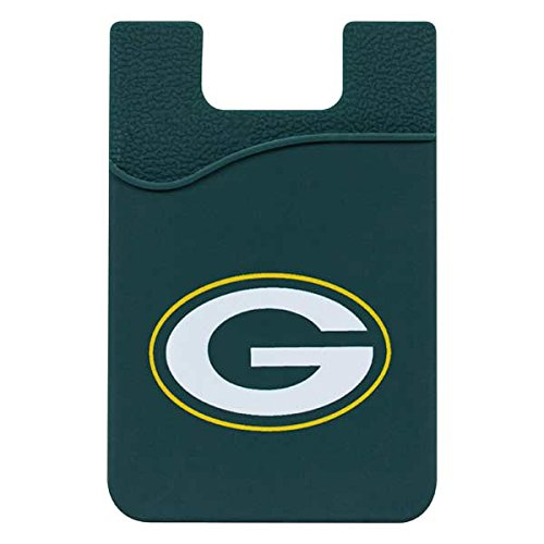 Phone Universal Green Cell (NFL Universal Wallet Sleeve - Green Bay Packers)